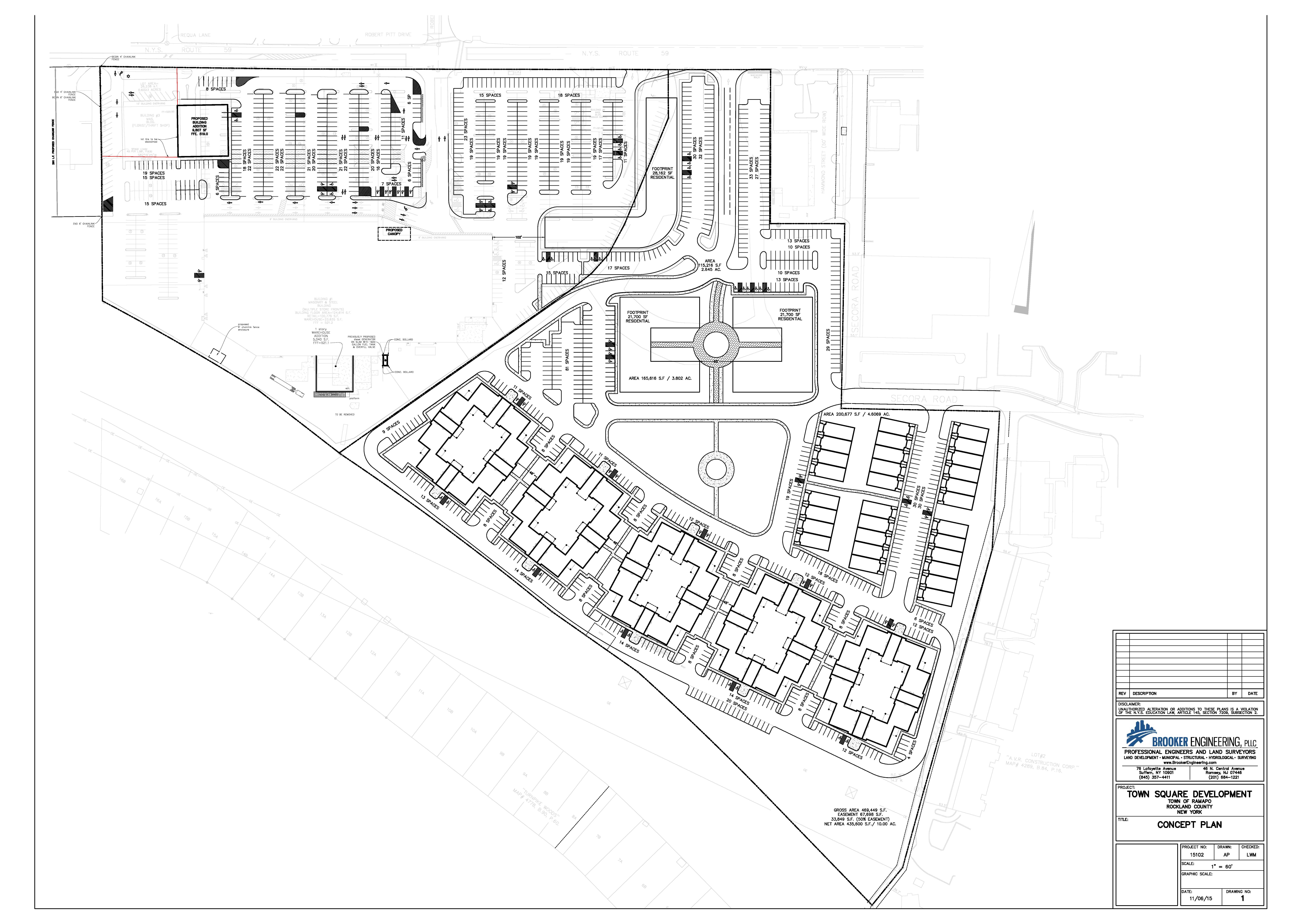 Town Square - Concept 22