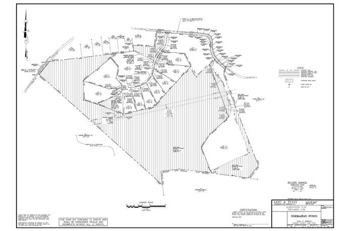 fusco subdivision