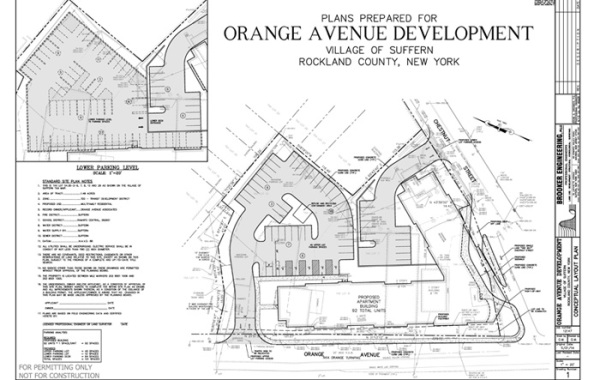 Orange Avenue Development