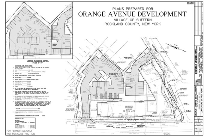 orange avenue plan